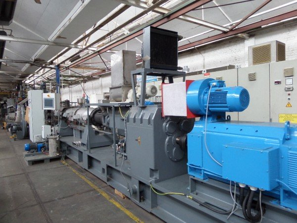Compounding-pelletizing lini ZSE 130 Extruder